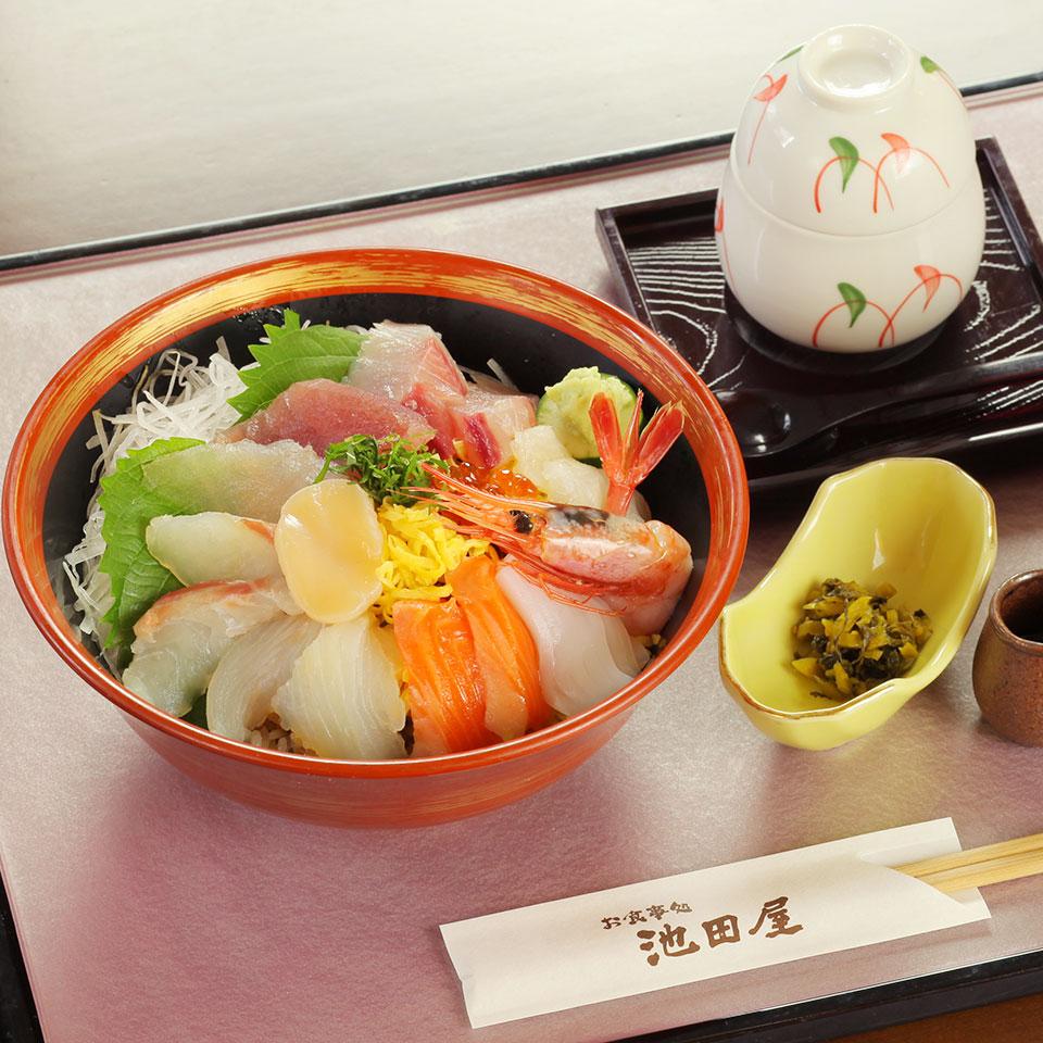 鳥取 市 海鮮 丼